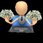 İnternnetten para kazanma