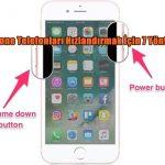 iPhone Telefonları Hızlandırmak İçin 7 Yöntem