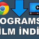Programsız Film İndirme Tekniği
