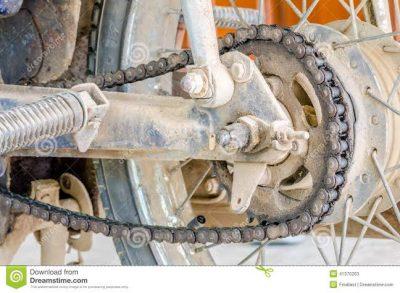 Motosiklet zincir bakımı nasıl olmalıdır?