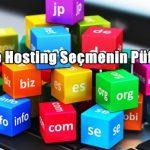 Domain ve Hosting Seçmenin Püf Noktaları