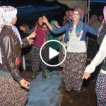 Köy Düğününde Şalvarlı Kızlardan Mükemmel Oyun Havası