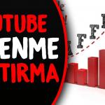 YouTube İzlenme Oranlarını Artırmak İçin Altın Öneriler