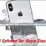 Iphone Hangisi Su Geçirmeyen Özelliğe Sahip? Hangi Iphone'lar Suya Dayanıklıdır?