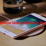Hangi Iphone'larda Kablosuz Şarj Var? Hangi İphone Kablosuz Şarj Oluyor?