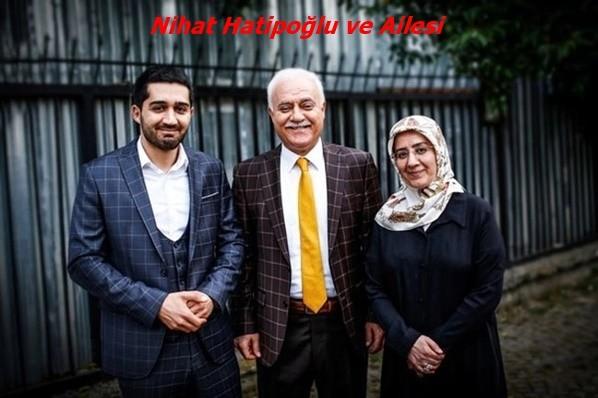Nihat Hatipoglu ve Ailesi